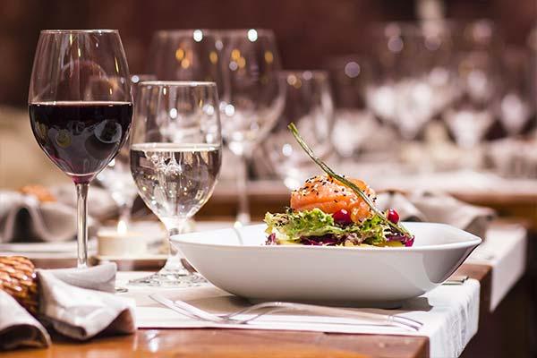 Le restaurant d'application de l'Ecole hôtelière du Lyonnais